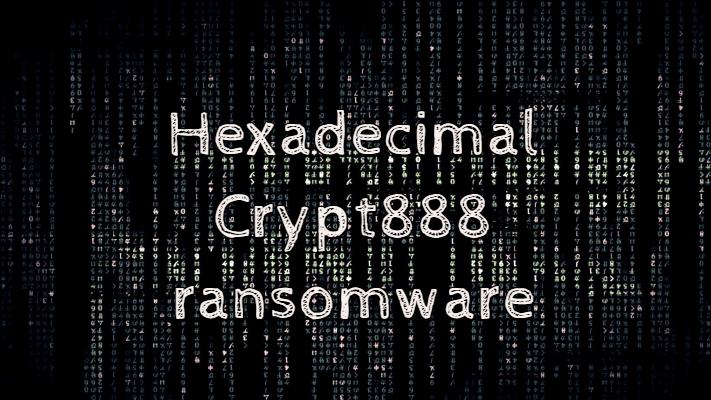 remove Hexadecimal ransomware