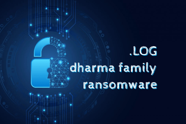 remove LOG ransomware
