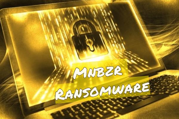 remove Mnbzr ransomware