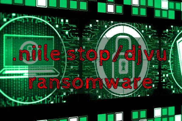 remove Nile ransomware