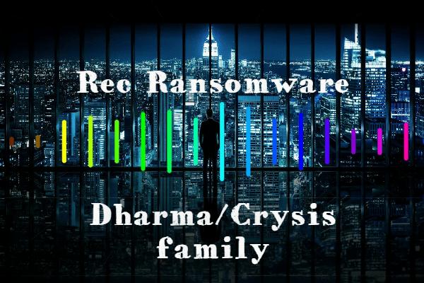 supprimer Rec ransomware