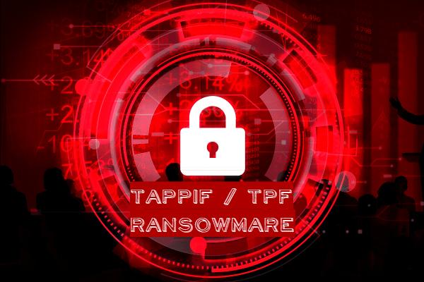 remove TapPiF ransomware