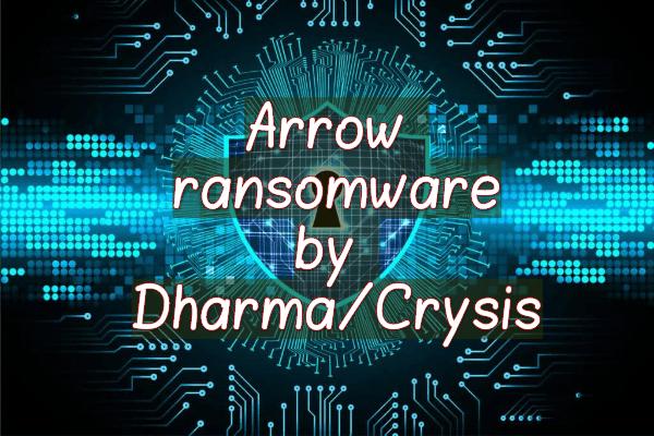 remove Arrow ransomware