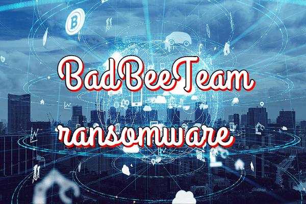 remover Badbeeteam ransomware