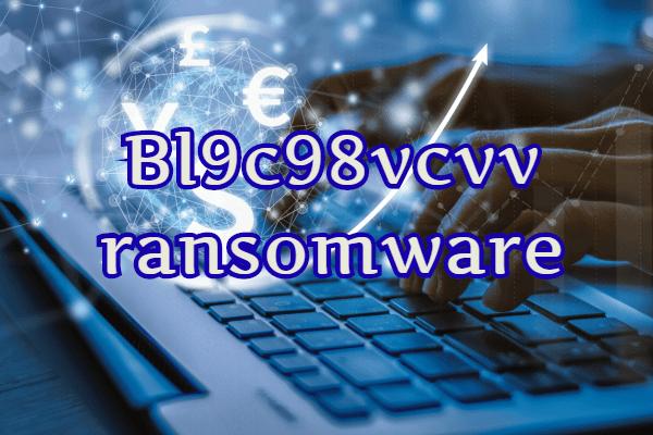 remover ransomware Bl9c98vcvv