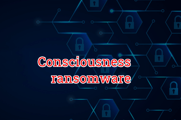 remove Consciousness ransomware