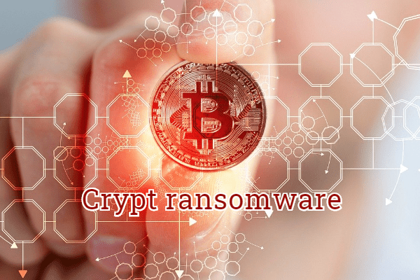 supprimer le ransomware Crypt