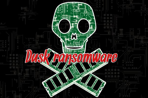 eliminar Dusk ransomware