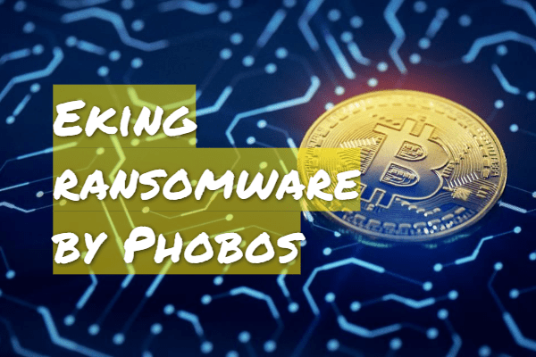 supprimer le ransomware Eking