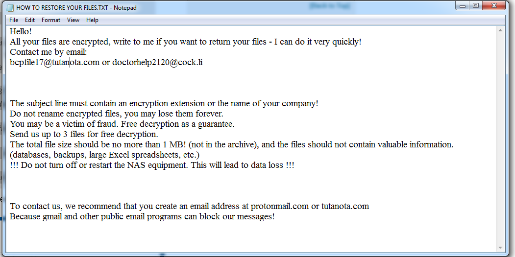 decrypt .Eknkfwovyzb files