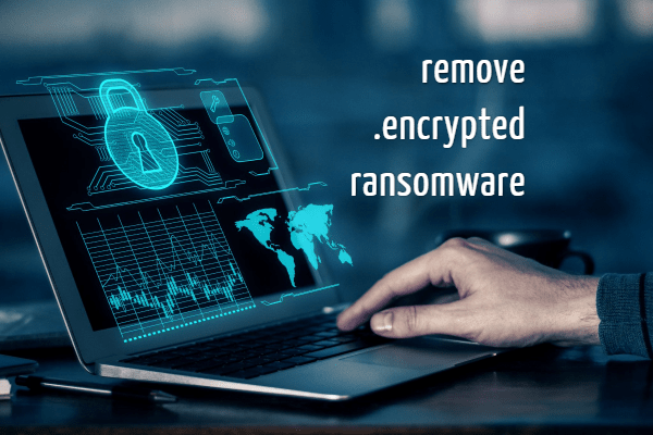 eliminar .Encrypted ransomware