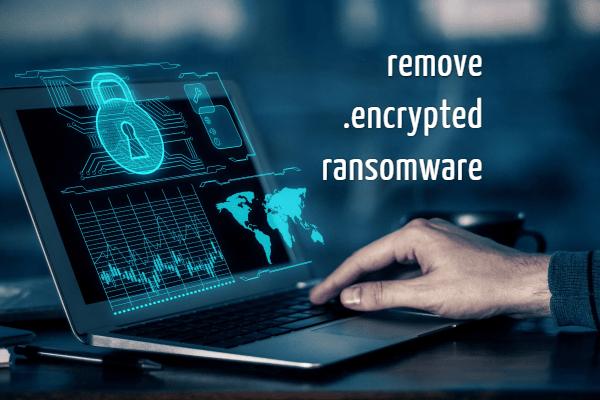 Entfernen Sie die verschlüsselte Ransomware