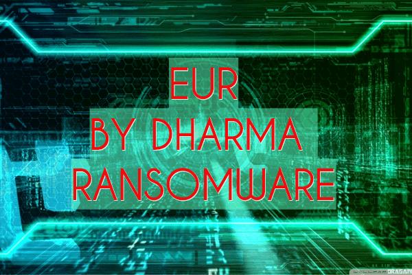 remove Eur ransomware