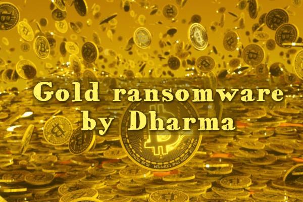 remove Gold ransomware