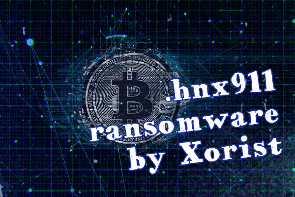 remover ransomware Hnx911