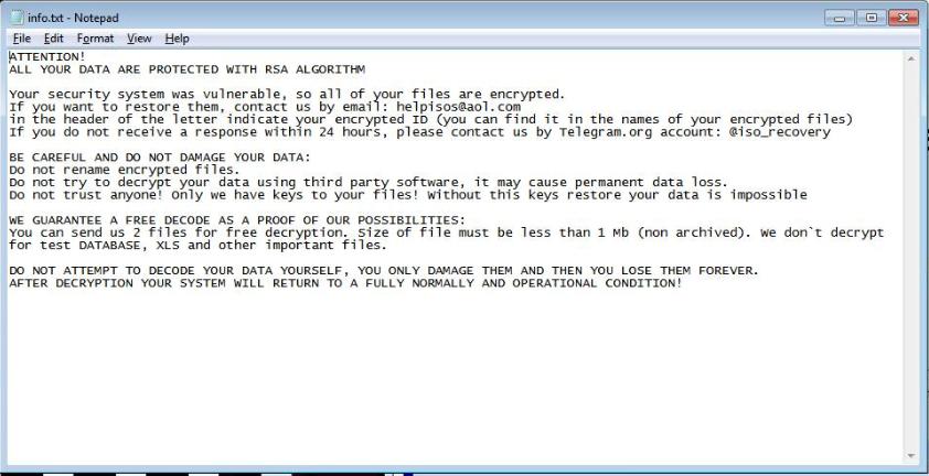 desencriptar archivos .Isos