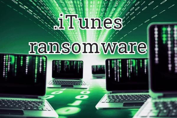 iTunes Ransomware entfernen