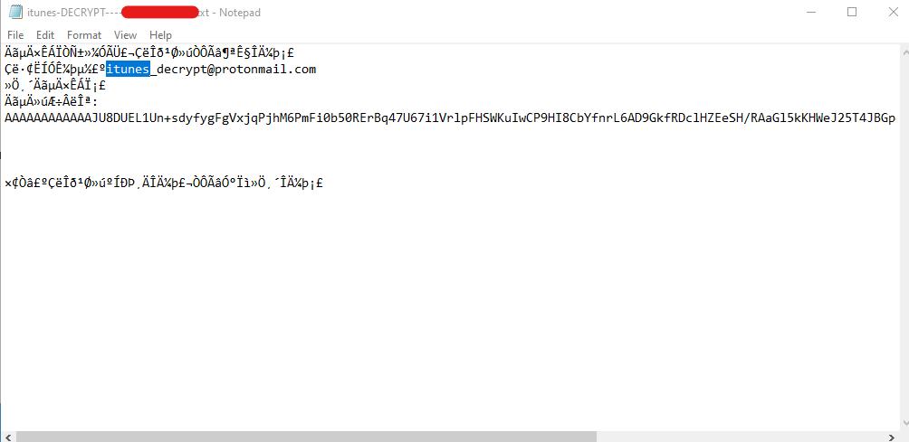 .iTunes-Dateien entschlüsseln