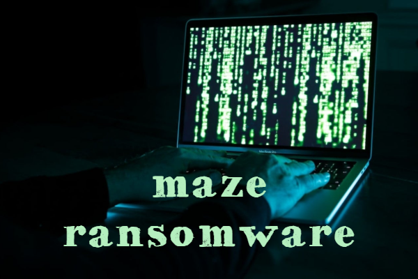 supprimer Maze ransomware