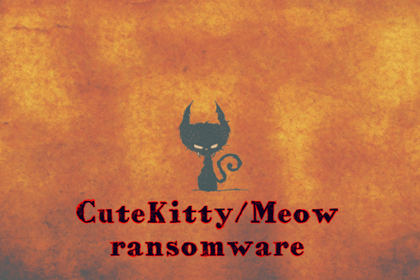 supprimer le ransomware CuteKitty