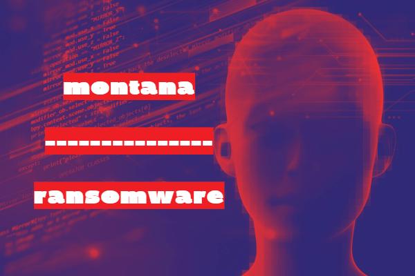 supprimer le ransomware Montana