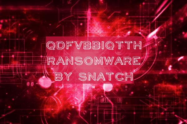 remove Qdfvbbiqtth ransomware