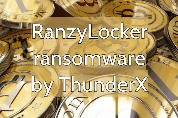 remove RanzyLocker ransomware