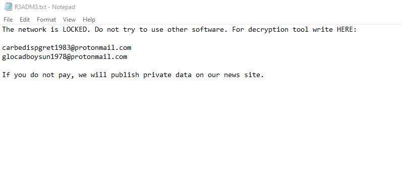 decrypt .RHMLM files