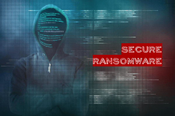 supprimer Secure ransomware