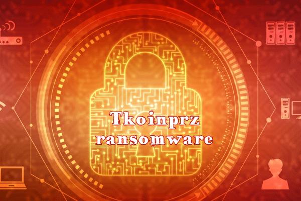 remove Tkoinprz ransomware