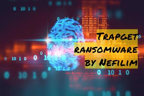 eliminar Trapget ransomware