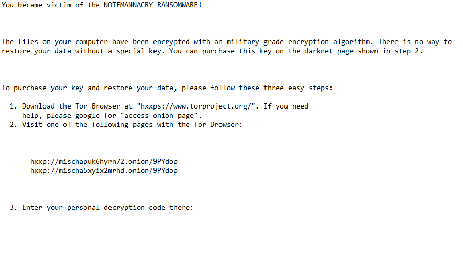 desencriptar archivos .wannacry666