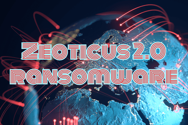 Remover Zeoticus 2.0 Ransomware