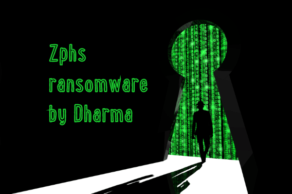 remover Zphs ransomware