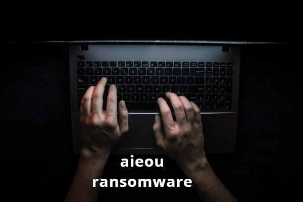 remover ransomware Aieou