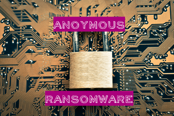 supprimer le ransomware AnoymouS