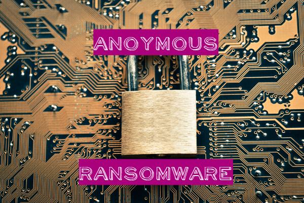 Entfernen Sie AnoymouS Ransomware