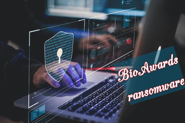 remover Bioawards ransomware