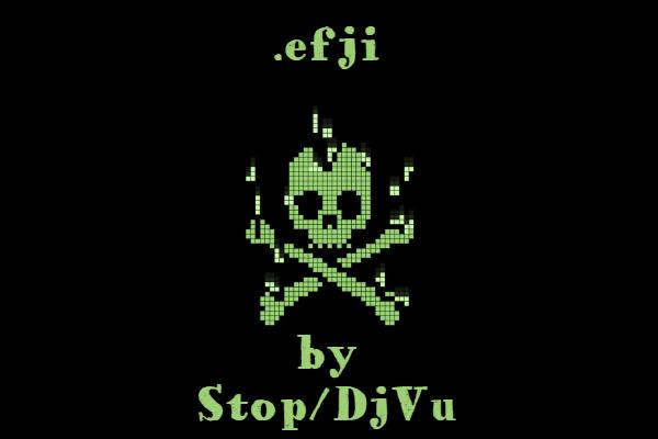 remove Efji ransomware