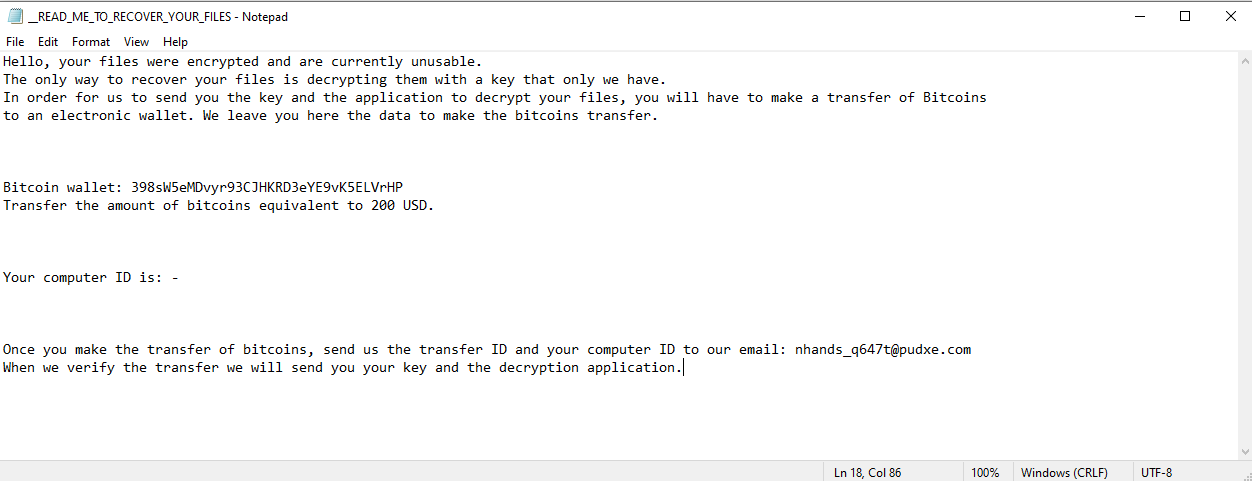 décrypter les fichiers .encrp