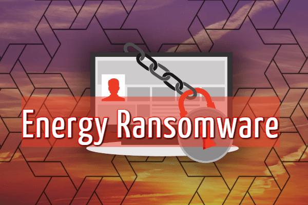 eliminar Energy ransomware
