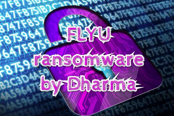 Entfernen Sie die FLYU Ransomware