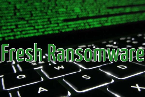 remove Fresh ransomware