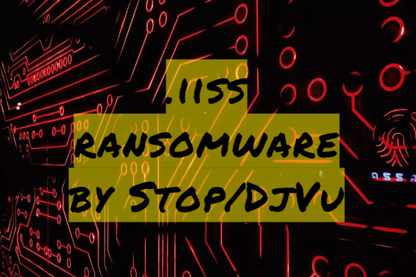 remove Iiss ransomware