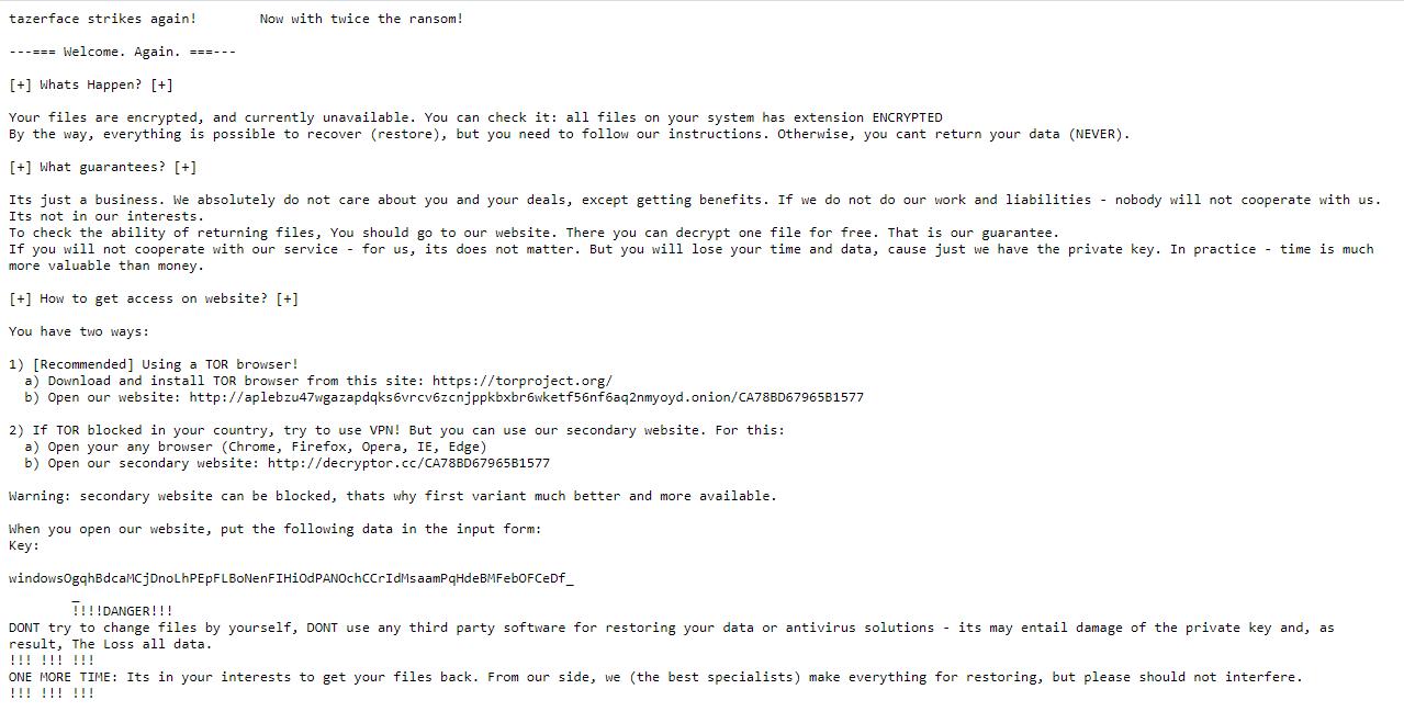 remove IronCat ransomware