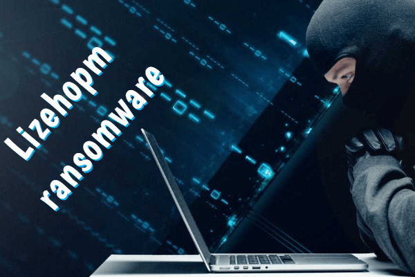 remover Lizehopm ransomware