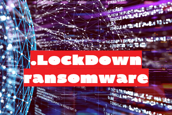 remove LockDown ransomware