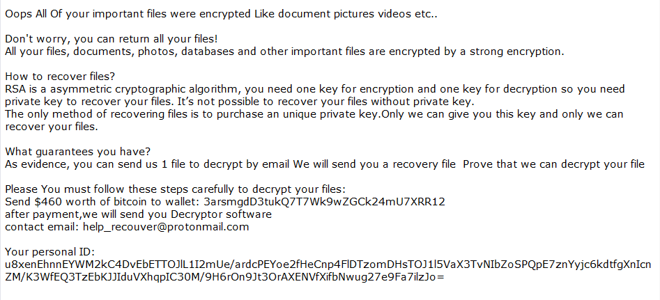decrypt .LockDown files
