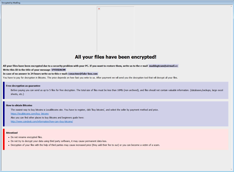 decrypt .259 files
