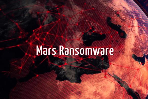 Entfernen Sie Mars Ransomware